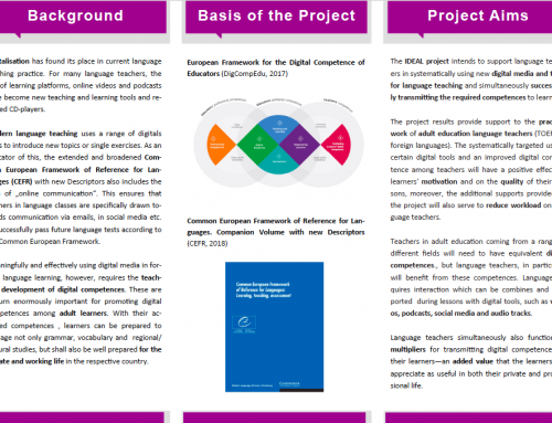 Project Leaflet